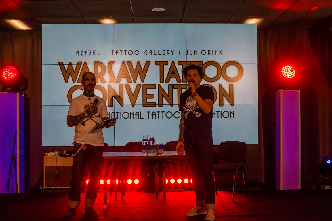 Warsaw Tattoo Convention