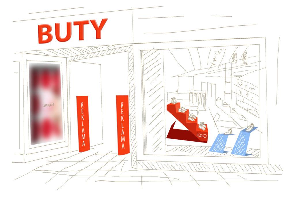 kasetony reklama ekspozytory